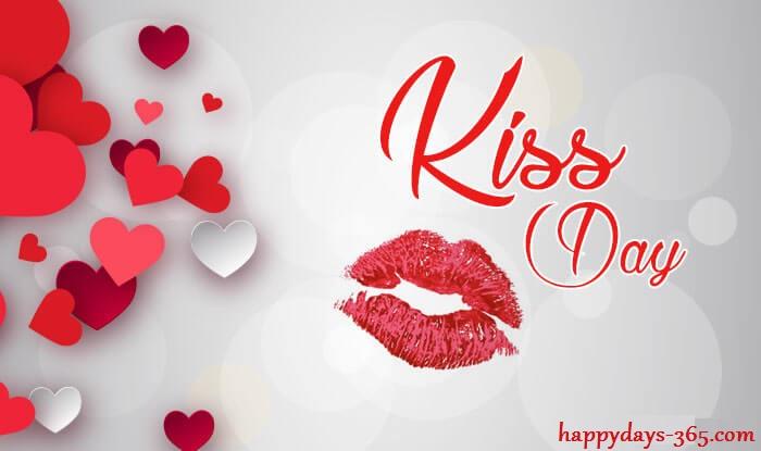 Happy Kiss Day – February 13, 2020