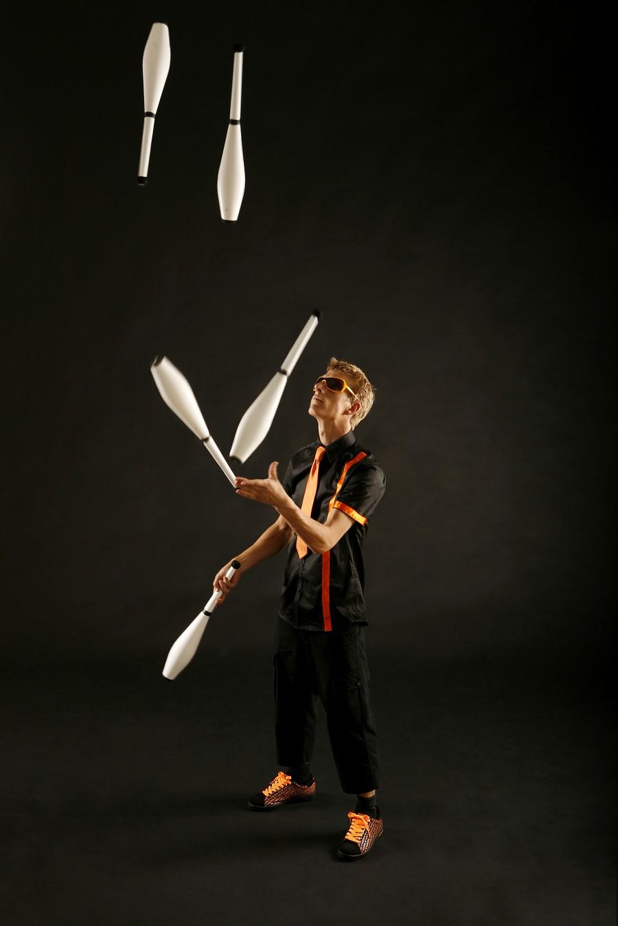 World Juggling Day