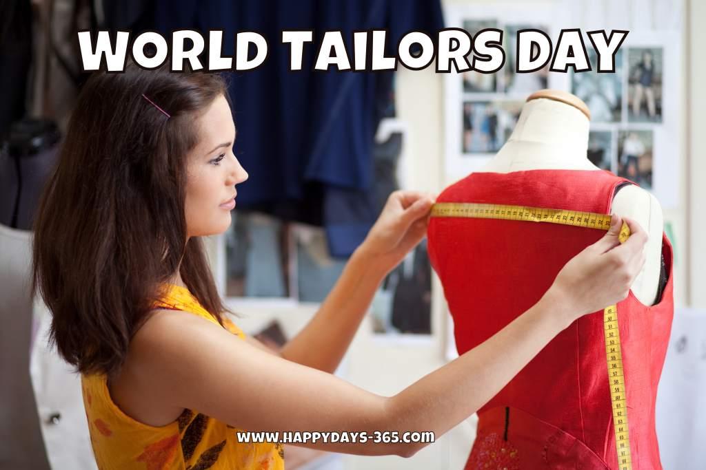 World Tailors Day