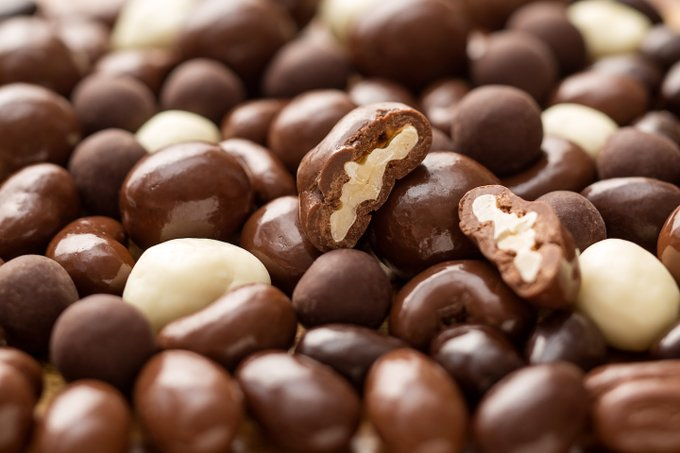 National Chocolate Covered Cashew Day
