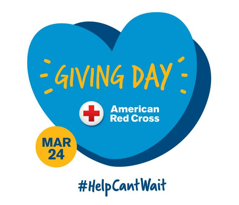 American Red Cross Giving Day