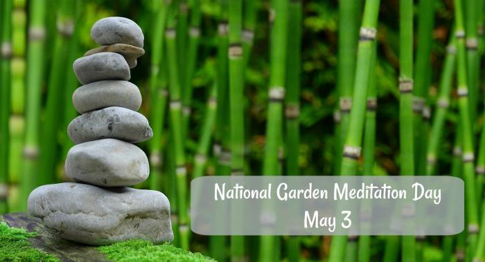 National Garden Meditation Day