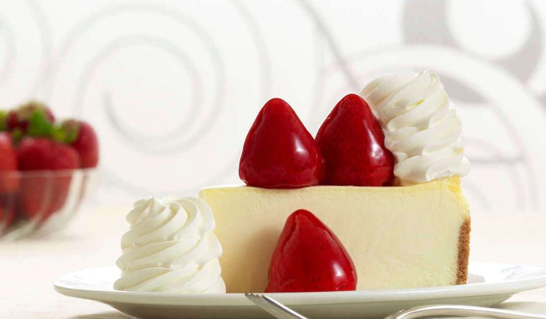 National Cheesecake Day – July 30, 2020