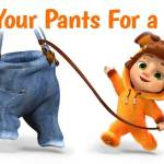 National Take Your Pants For A Walk Day