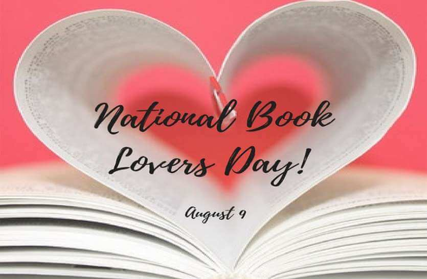 Book Lovers Day – August 9, 2020