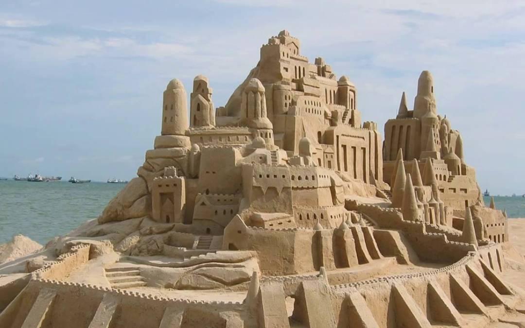 Sandcastle Day