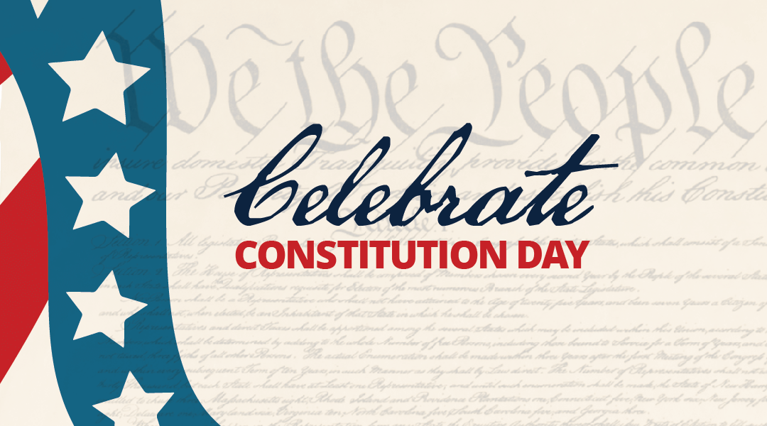 Constitution Day – September 17, 2020
