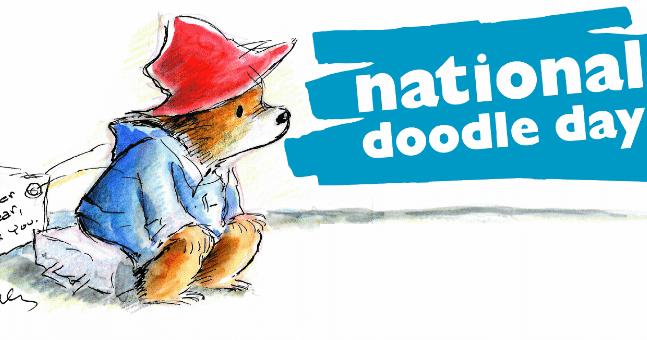National Doodle Day – September 22, 2020