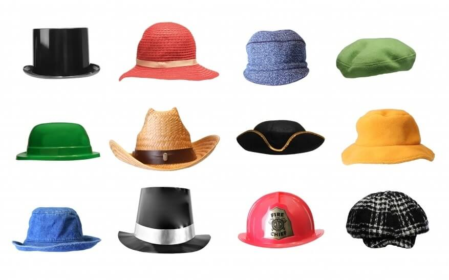 National Make a Hat Day – September 15, 2020