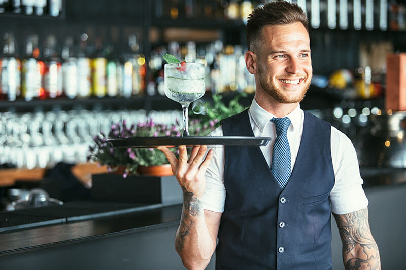 National Waiters Day – October 20, 2020