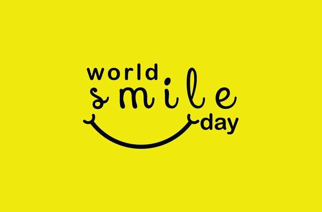 World Smile Day – October 2, 2020