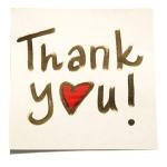National Thank You Note Day
