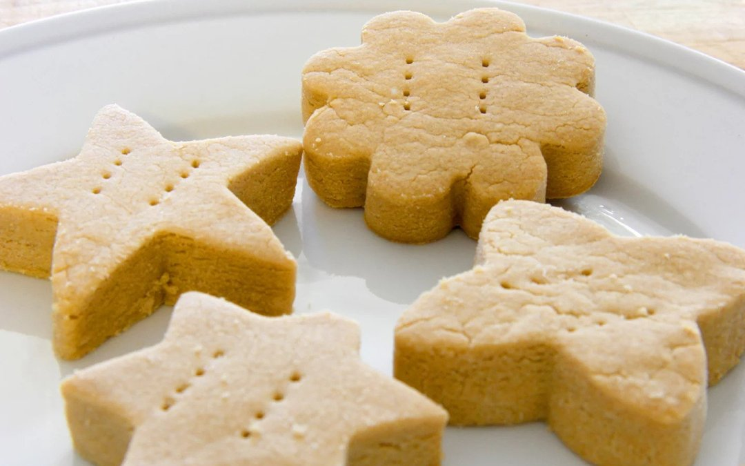 National Shortbread Day – January 6, 2021