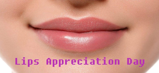 Lips Appreciation Day – March 16, 2021