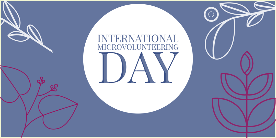 International Microvolunteering Day