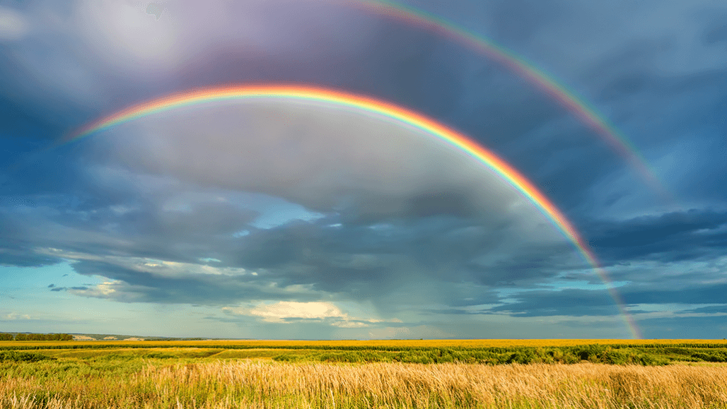 National Find A Rainbow Day – April 3, 2021
