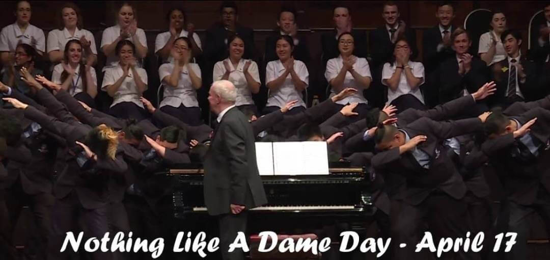 Nothing Like A Dame Day