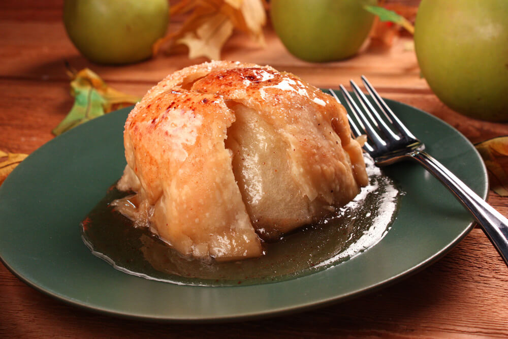 National Apple Dumpling Day – September 17, 2020