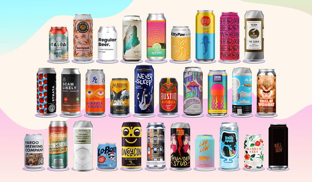 Beer Can Appreciation Day – January 24, 2021