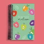 Apple Art Pocket Notebook