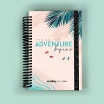 Beach Adventure Wedding Money Book