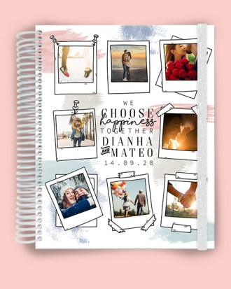 Polaroids Wedding Planner