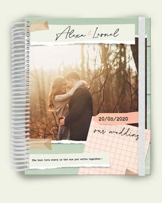 Sweet Scrapbook Wedding Planner