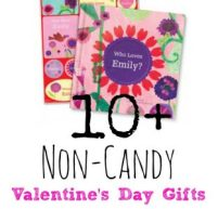 Non-Candy Valentine's Day Gift Ideas for Kids!