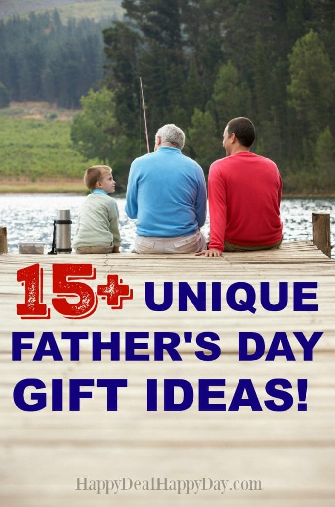 15 Unique Fathers Day Gift Ideas  Happy Deal  Happy Day
