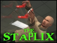 Brad & Phil's Extreme Office Games - The Staplix
