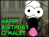 Happy BirthdayO'Maley!