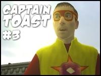 Captain Toast #3 - a Brad & Philinterlude