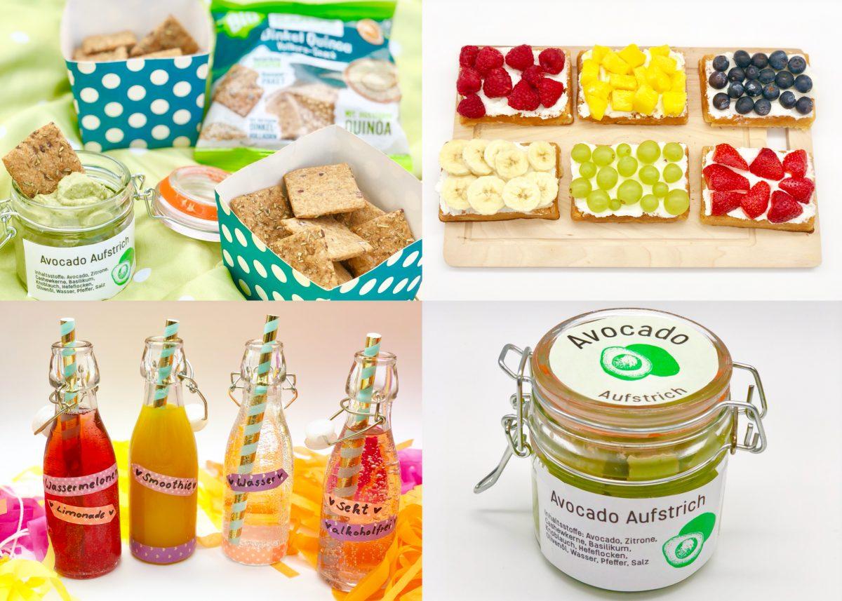 Gesunde Snacks Und Picknick Ideen Selber Machen Mit Dr Kargs