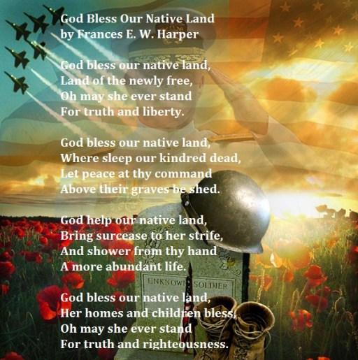 Christian Memorial Day Poems
