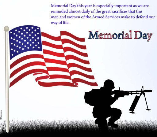Memorial Day Quotes Sayings
