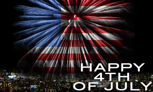 Happy 4th July Fireworks Images