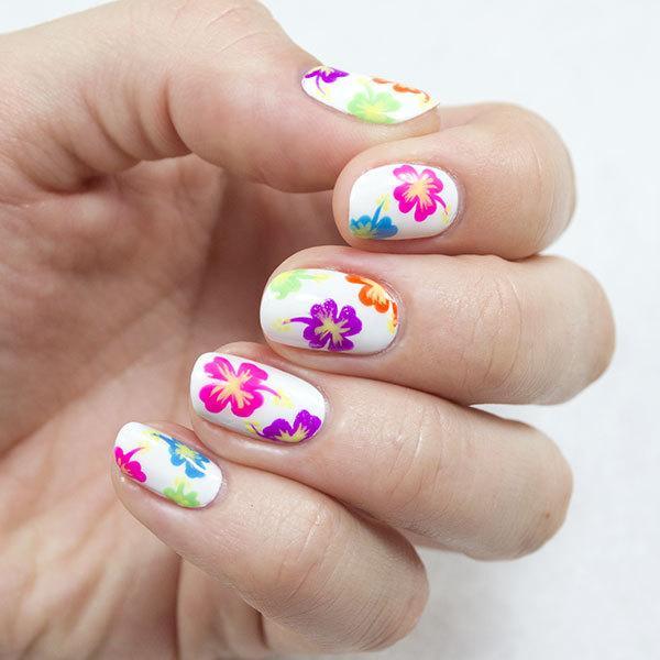 Happy 4th of July Nail Art