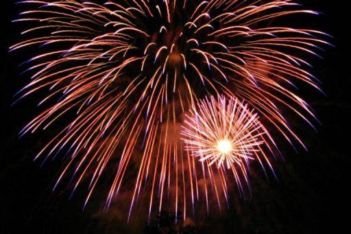 Best fireworks July 4th