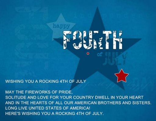 Fourth of July Quotes Wishes