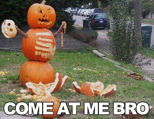 Halloween Meme 2018