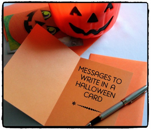 Happy Halloween Messages, Text SMS For Greeting Cards 2018 For Friends & Family
