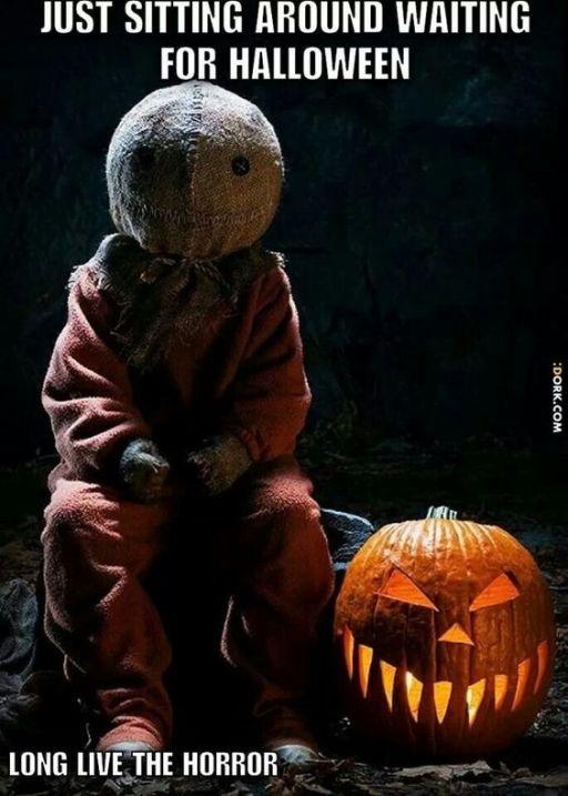 Halloween Meme 2020
