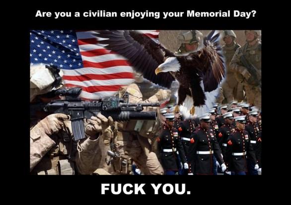 Funny Veterans Day Meme