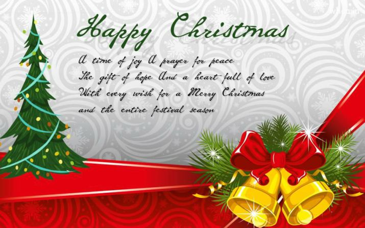 Christmas Wishes 2018