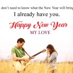 New Year Wishes For Couples