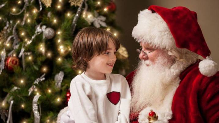 Santa Claus Images For Kids