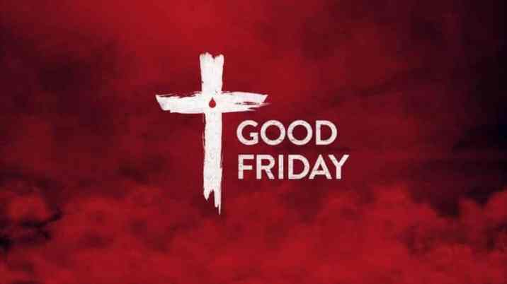 Good Friday 2019 Images