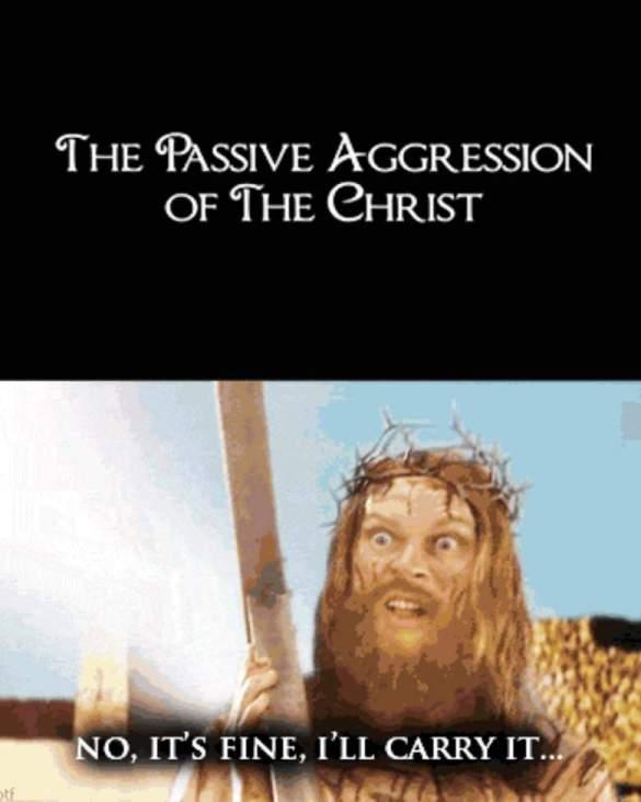 Good Friday Jesus Meme