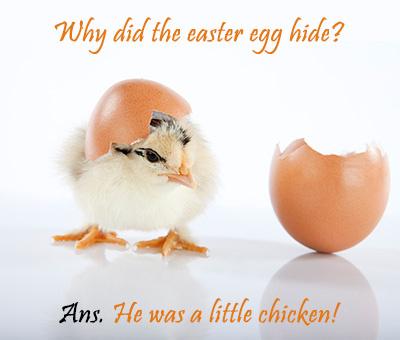 Easter Egg Joke