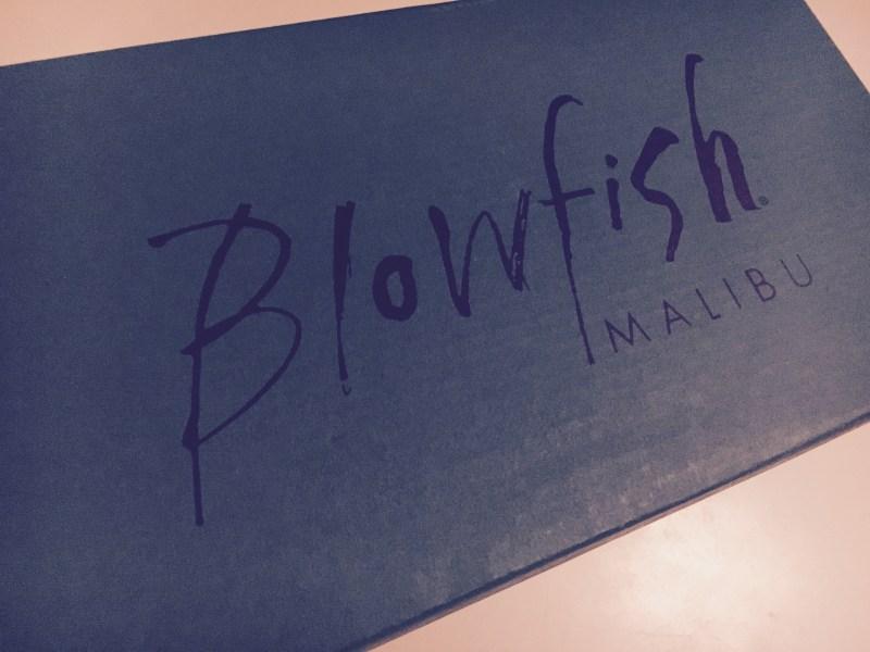 BlowFish(ブローフィッシュ)のサンダル